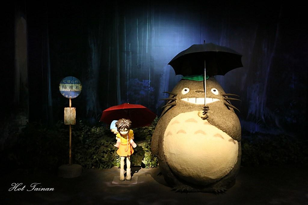 【高雄展覽】吉卜力動畫世界:台灣站最終場!無臉男電車、龍貓、霍爾的移動城堡、魔女宅急便、天空之城