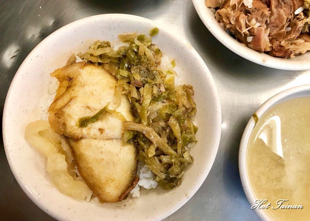20180913224620 56 - 民族路上台南人必吃的在地美味小吃:合豐排骨飯