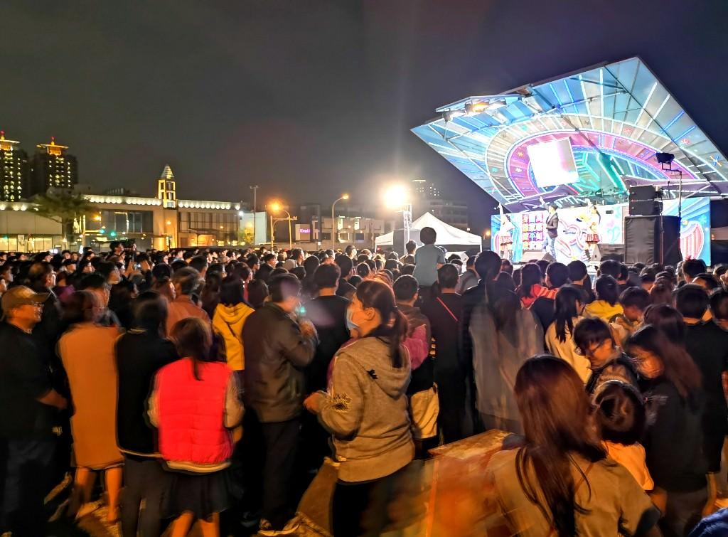 【台南夜市】新永華夜市全新開幕撒紅包啦!台南夜市生力軍,好吃好逛更好玩!