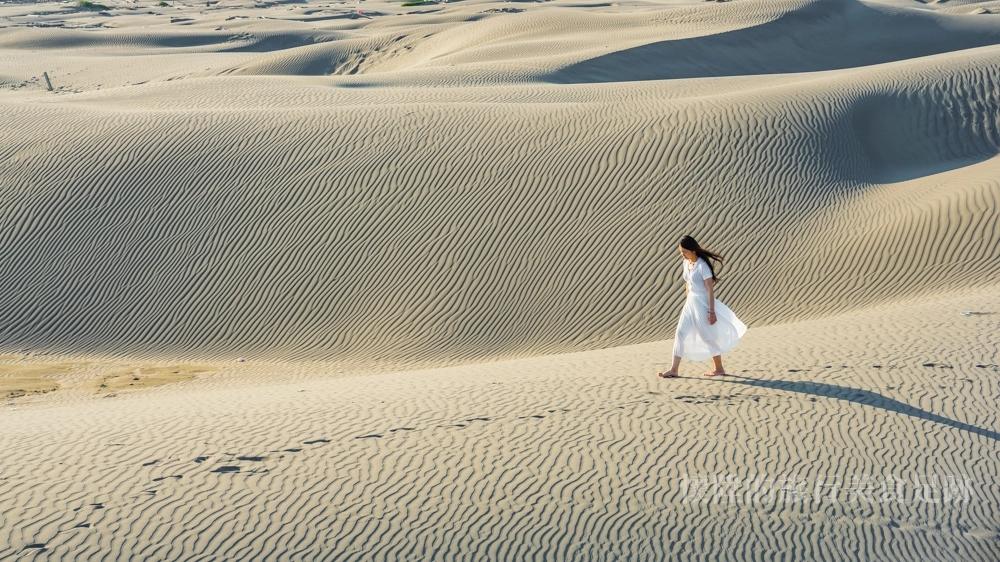 【台南景點】台南版薩哈拉沙漠!白天夜晚都是絕美的拍照秘境:頂頭額沙洲