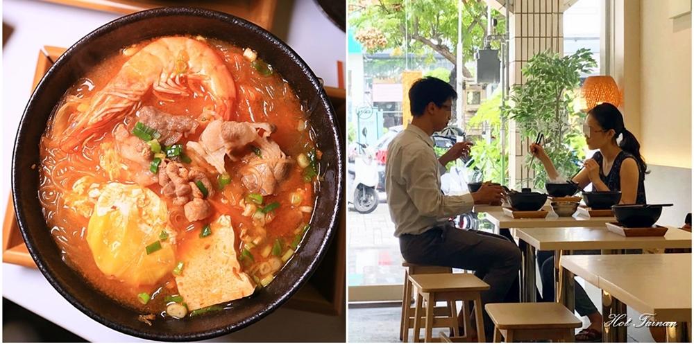 【台南美食】日系質感小店,用餐時段秒客滿的一間店!韓式鍋燒最推薦:樂煮鍋燒專門店