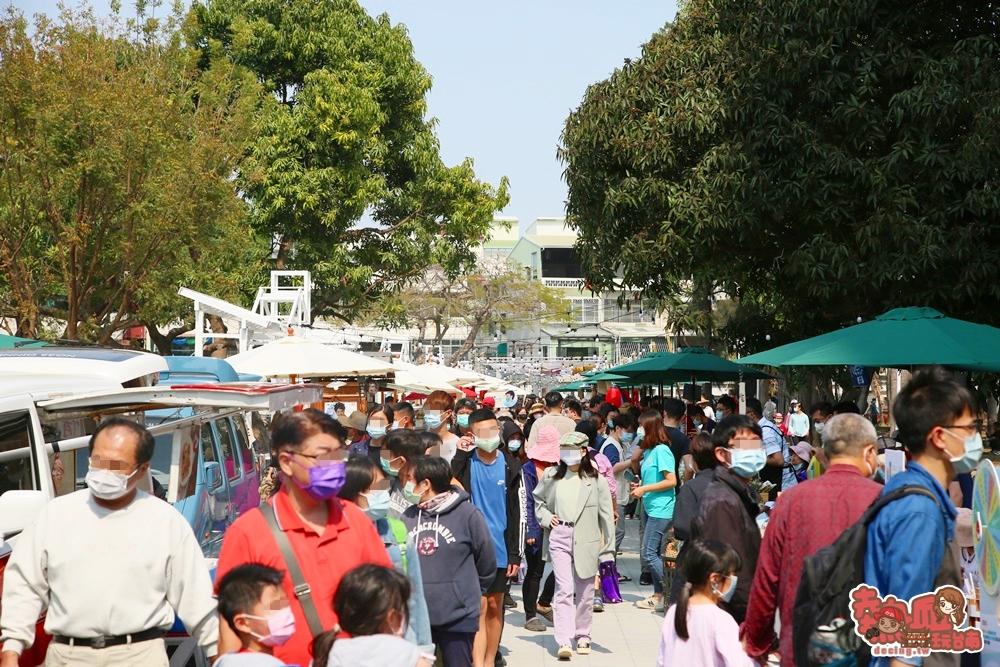 【台南活動】阿嬤你看市集來了!結合了美食、手作和親子的好玩市集,3/14記得來玩喔~